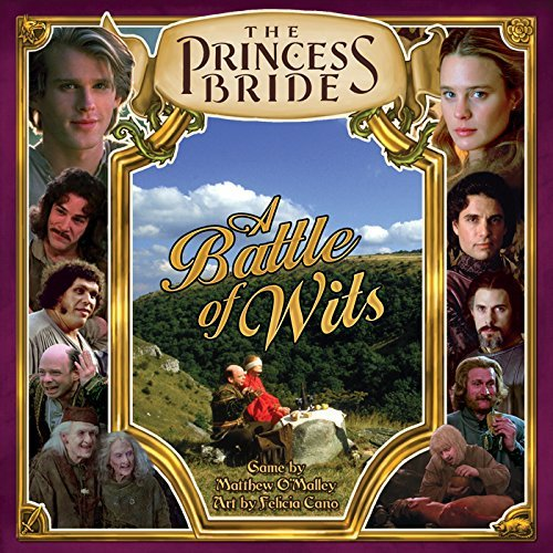 (Game Salute GSUL1001 Princess Bride A Battle of Wits)