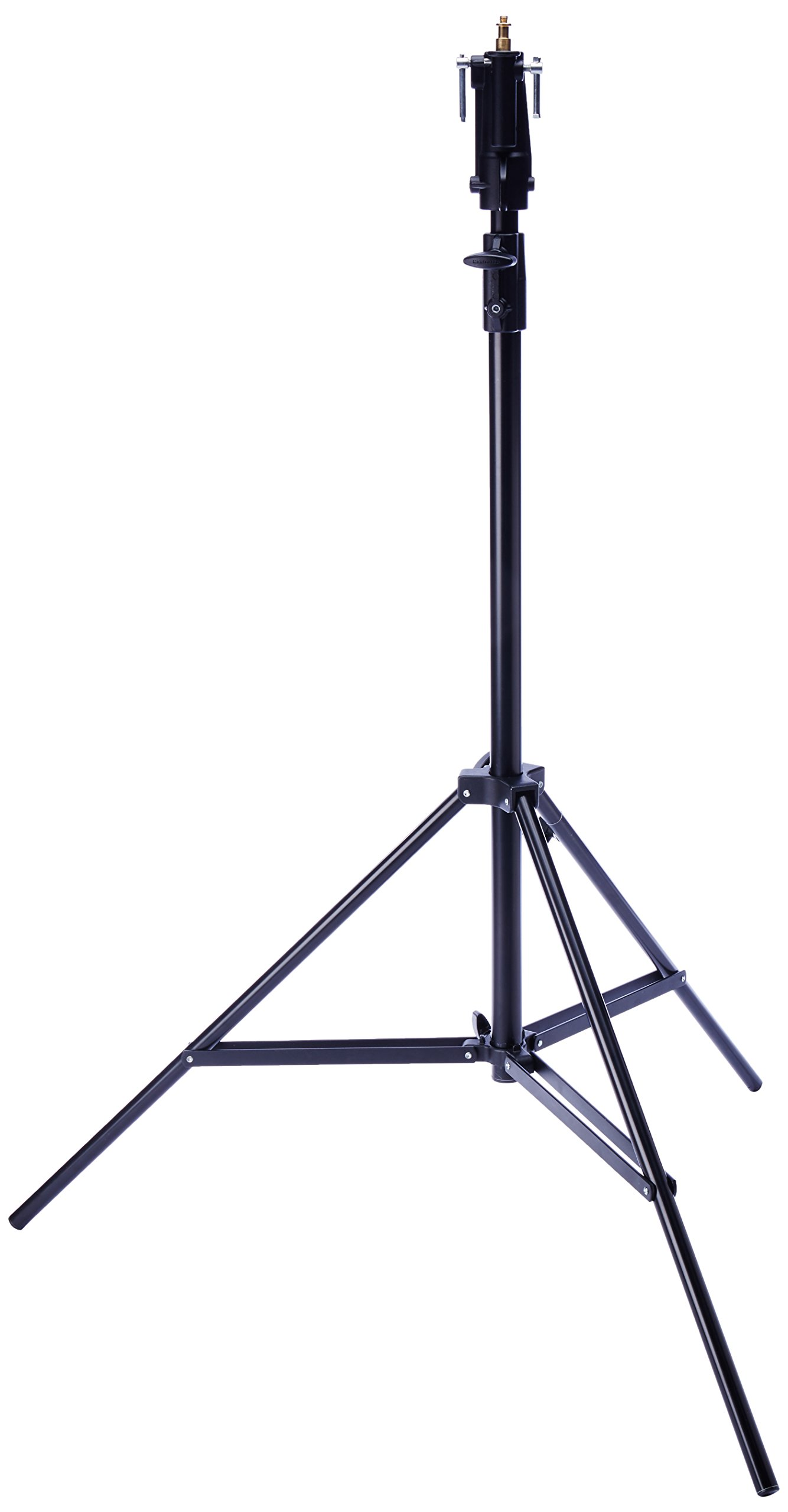 Manfrotto 008BU 2- Section Aluminum Cine Stand with Leveling Leg (Black)