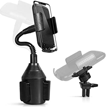 Omid Getränkehalter Handyhalterung Auto Handyhalter 2 Elektronik