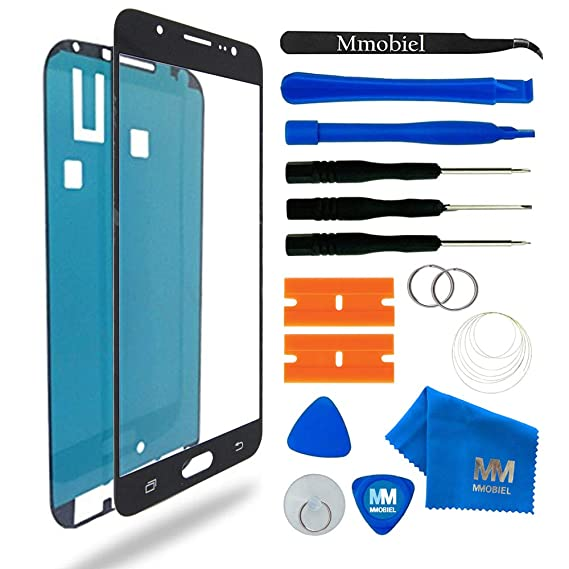 90a223cce80 Amazon.com  MMOBIEL Front Glass Replacement Compatible with Samsung ...