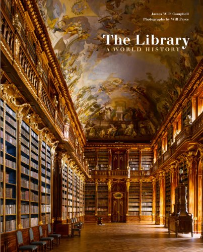 The Library: A World History (Best Coffee Houses In The World)