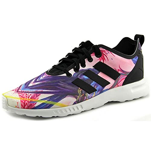 factory authentic 3f65f d34e2 adidas ZX Flux Smooth Women US 6 Multi Color Sneakers