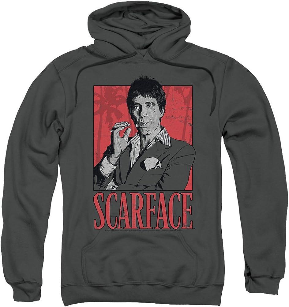 Scarface Bathtub Pullover Hoodie Size S Hoodie