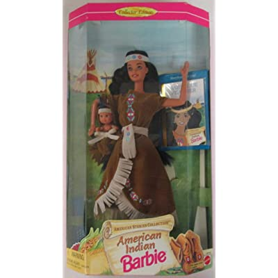 Barbie American Indian American Stories Collection Collector Edition [Toy]: Toys & Games