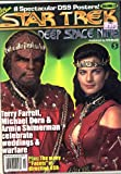 Star Trek Magazine Deep Space Nine Magazine Volume 22 Starlog
