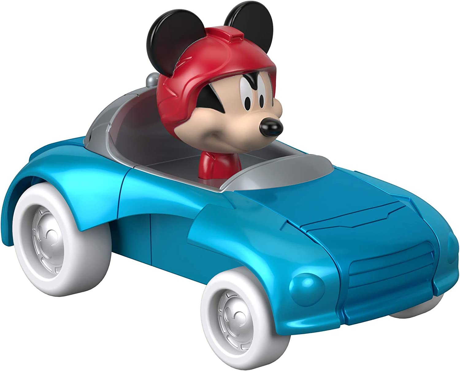 Fisher-Price Disney Mickey & The Roadster Racers, Mickey's Self-Racing Roadster