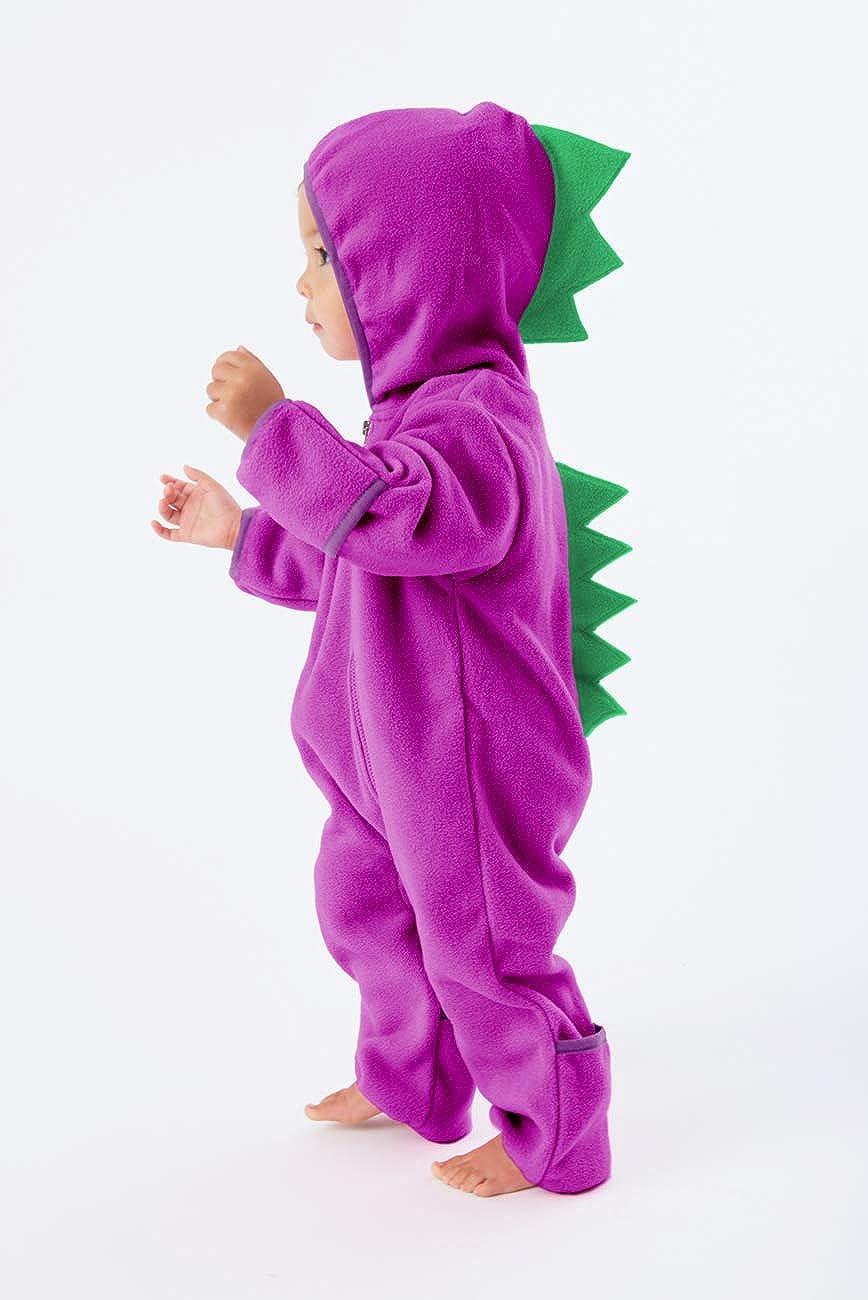 Disfraz para Beb/és Pijama De Invierno Entero Funzies Forro Polar