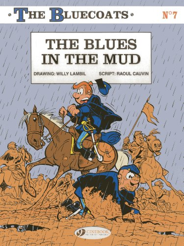 The Blues in the Mud (The Bluecoats)