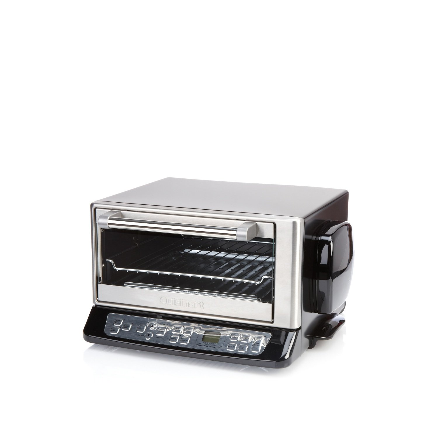 Amazon.com: Cuisinart Convection/Broiler Toaster Oven Total Touch ...
