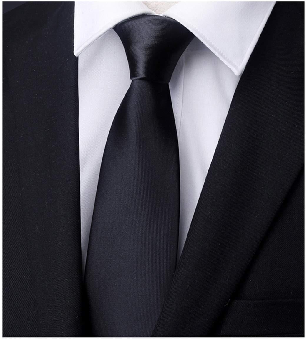 Adulove Mens Necktie Classic Silk Tie Woven Jacquard Neck Ties 6//9 12 PCS