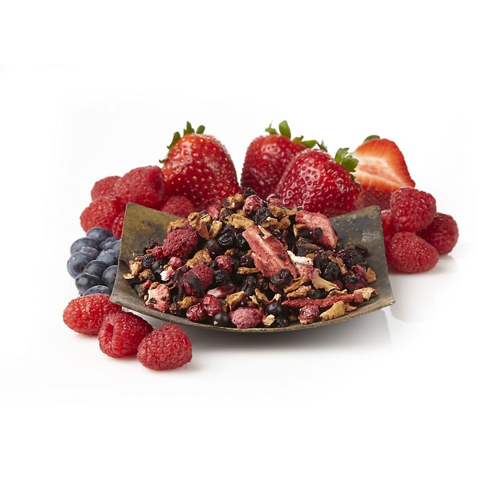 Teavana Raspberry Balsamico Loose-Leaf Herbal Tea, 8oz