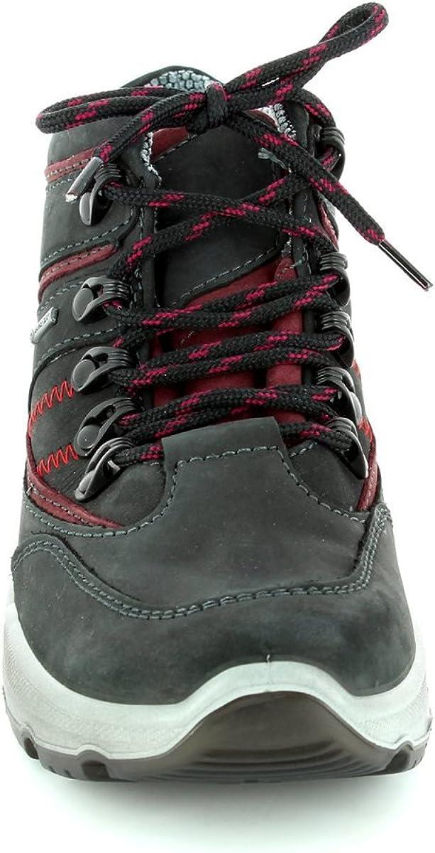 ARA 49905.07, Chaussures de randonnée Basses pour Femme Gris
