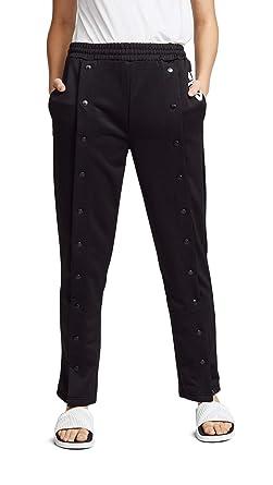 c325e18e14f1 Fila Women's Alice Snap Front Jogger Pants at Amazon Women's ...