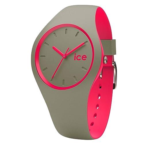 Ice-Watch Reloj Analógico para Mujer de Cuarzo 001566: Amazon.es: Relojes