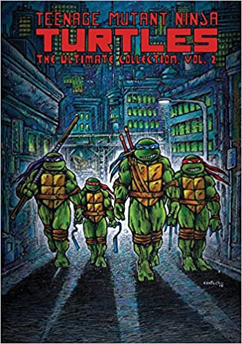 Teenage Mutant Ninja Turtles: The Ultimate Collect: Amazon ...