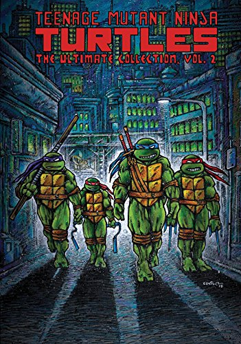 Teenage Mutant Ninja Turtles: The Ultimate Collection, Vol. 2 (TMNT Ultimate Collection)