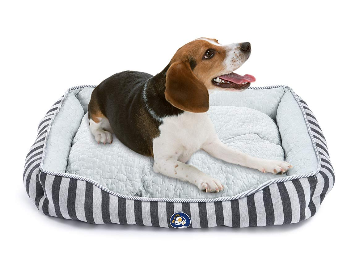Amazon.com: Callas Rioandme Self Cooling Dog Bed Reversible ...