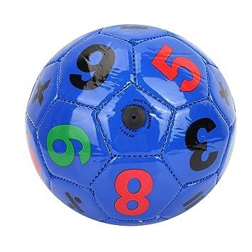 Starbun Balón de fútbol for niños, tamaño 2 - Fútbol for Deportes ...