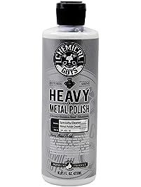 Chemical Guys All New - Heavy Metal Polish (16 oz)
