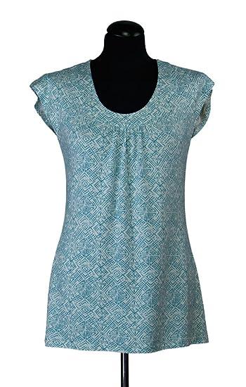 Schnittquelle Damen-Schnittmuster: Shirt Salerno (Gr.48 ...
