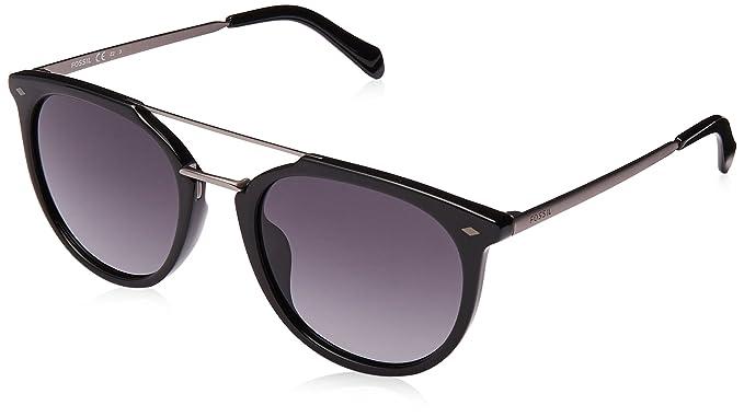 2177372307 Amazon.com  Fossil Fos 3077 s Round Sunglasses