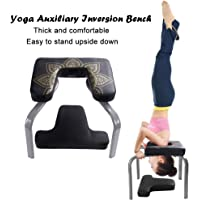 Scool Yoga Headstand Bench Yoga Inversion Chair Great for Workout, Fitness and Gym