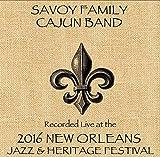 Savoy Family Cajun Band / Live At JazzFest 2016