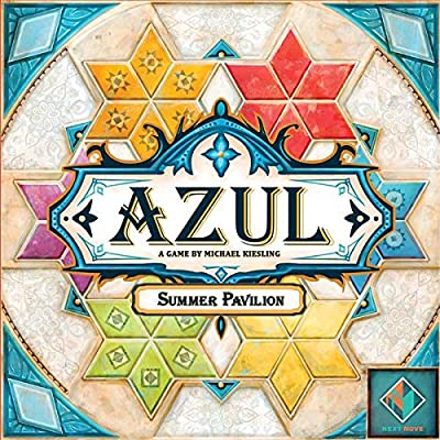 Azul Summer Pavilion: Toys & Games