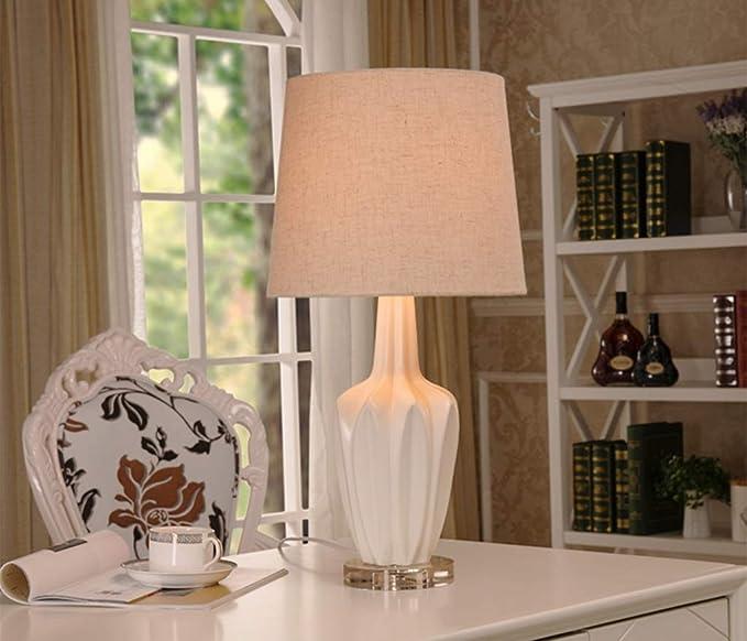 Amazon.com: GPZ-table lamp Table Lamp Simple Modern Bedroom ...