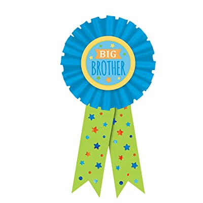 Big Brother Award Ribbon: Toys & Games [5Bkhe0504156]