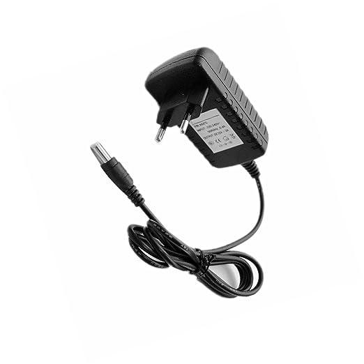 5 opinioni per Universale AC Adattatore 12V 2A 24W 2000mAh 5,5mm x 2,1mm nuovo nero