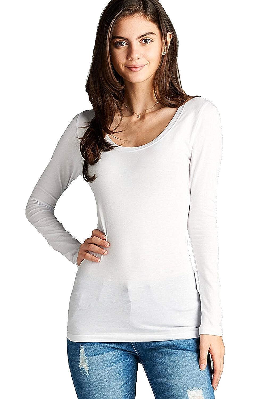 228 arfurt Women's Long Sleeve Button Down Casual Dress Shirt Business Blouse
