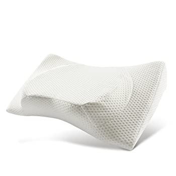 jiaao Contour Memory Foam Pillow