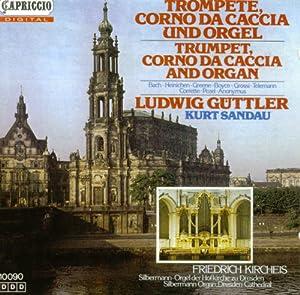 Trumpet Coronet & Organ