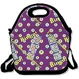 Faverlkujj Bingo Handbag Custom For Men