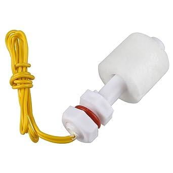 2 piezas Sensor de nivel de agua interruptor de flotador ZP4510 para control de la bomba