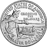 2021 D Bankroll of 40 - Washington Crossing the