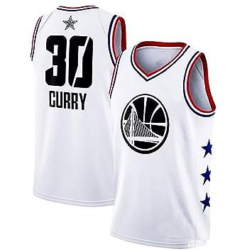 jersey Camisetas De Fan De Baloncesto para Niños Curry # 30 ...