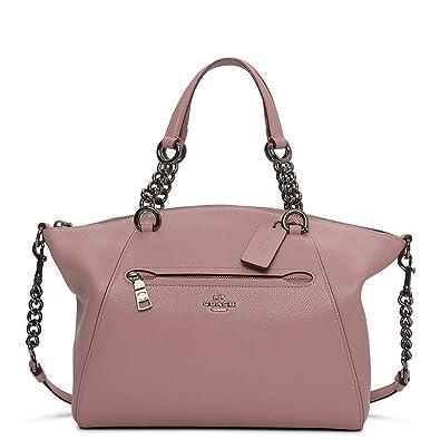 Coach Chain Prairie satchel bag iyawh8n8