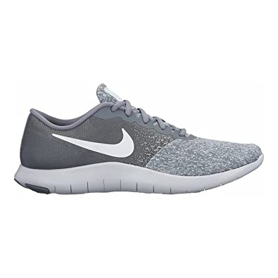 timeless design 83c74 45f82 Amazon.com   Nike Men s Flex Contact Running Shoe - Cool Grey White-Pure  Platinum - Size 11 M US   Fashion Sneakers