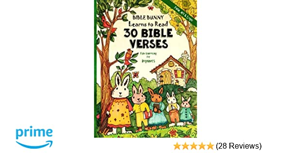 Fun-Schooling for Beginners - Bible Bunny Learns to Read: 30