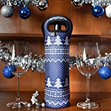 "Wine Tote / Champagne Bottle Carrier by Air Nebula | Insulated 15"" Neoprene Bag 