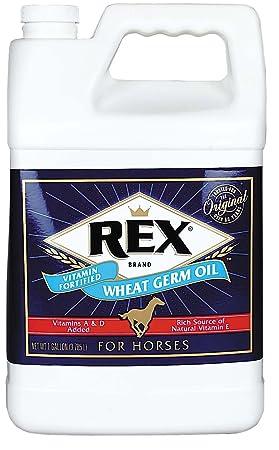 Viobin USA Rex Wheat Germ Oil – Gallon