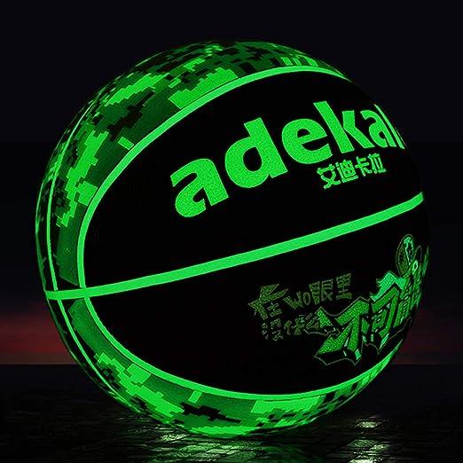 Pelota De Baloncesto De Noche, Noctilucent Ball Fluorescente ...