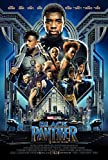 Black Panther (DVD 2018) Action Marvel