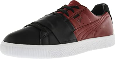 release date: 11454 5d5d0 PUMA Select Men's Clyde Colorblock Sneakers