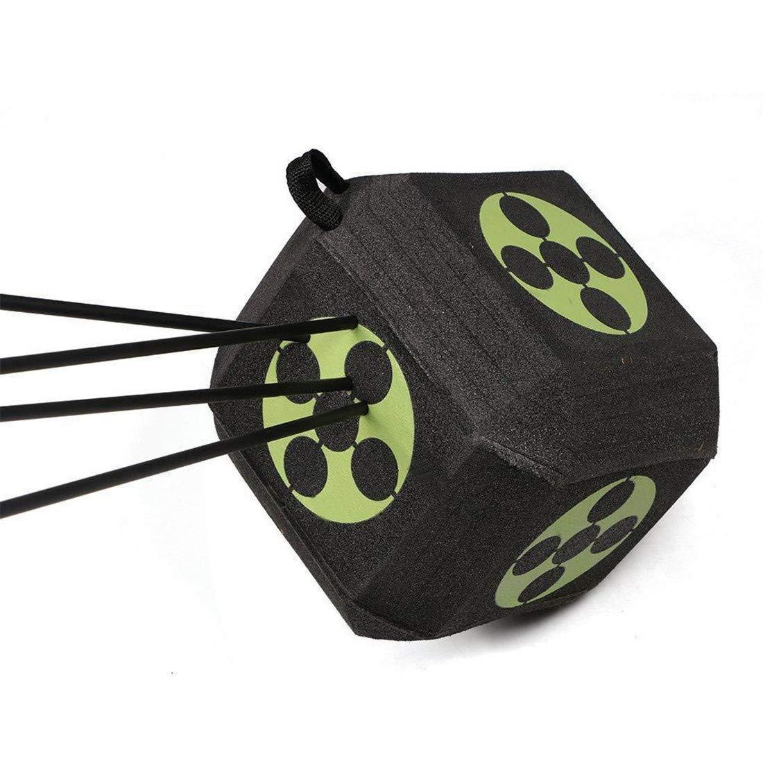 DEKA.O84 Polyhedral Self Healing Hunting Archery Backyard Cube Shooting target