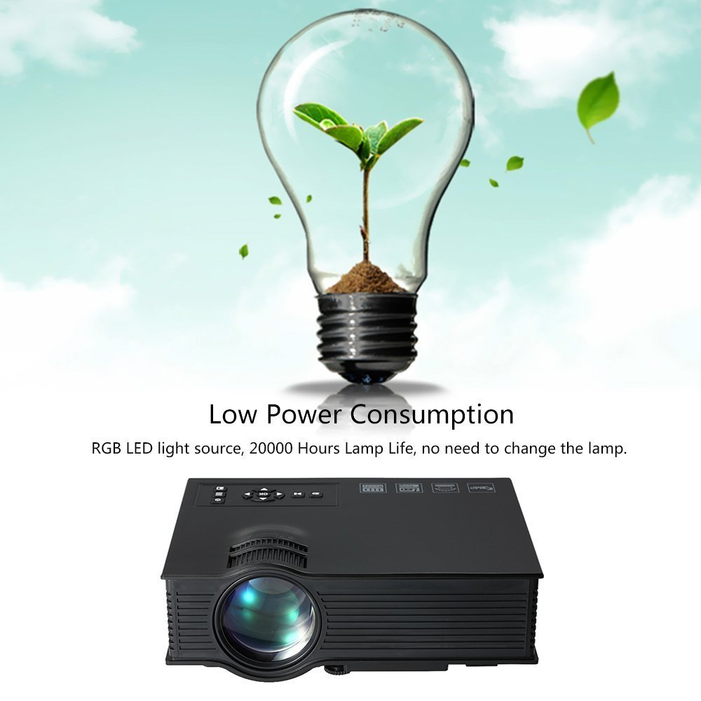 Amazon.com: Xindy Projector,2016 Updated 130\
