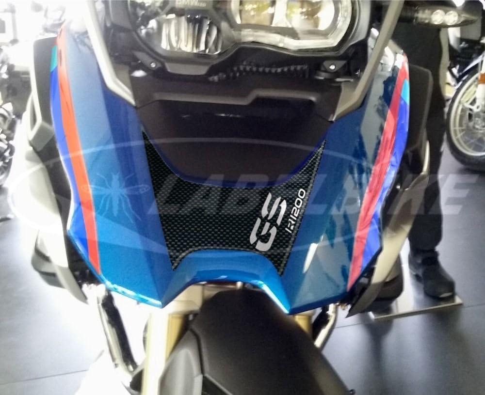 KIT ADESIVI GEL 3D PROTEZIONE FRONTALE MOTO compatibile con BMW GS R1200 dal 2017
