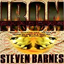 Iron Shadows Audiobook by Steven Barnes Narrated by Coleen Marlo